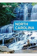 Moon North Carolina (Moon Handbooks) Paperback
