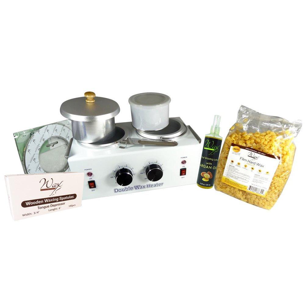 Wax Necessities Professional Stripless Waxing Kit