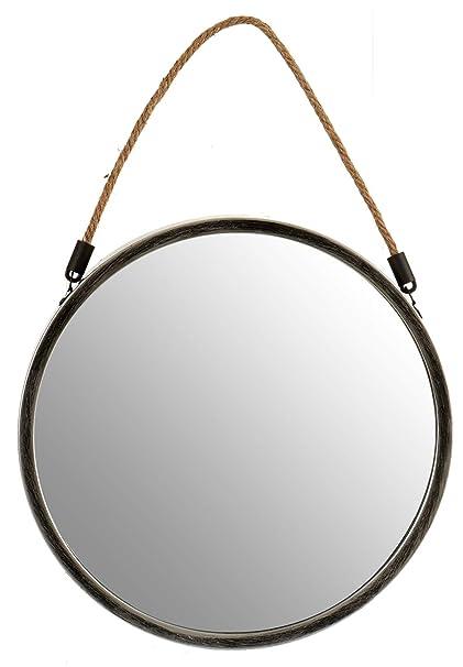 Círculo Espejo 25 Cm De Diámetro