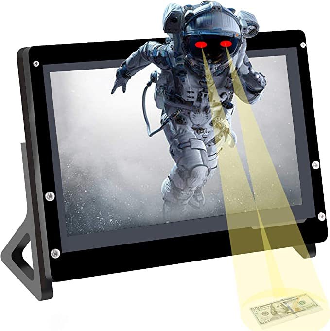 Pi 3//pi 2 Model B Computers Details about  /Raspberry Pi Official 7 Inch Touch Screen For 4
