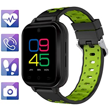 4G Mic Smart Watch Q1 Pro / M1 Android 6.0 / 1GB / 8GB Bluetooth ...
