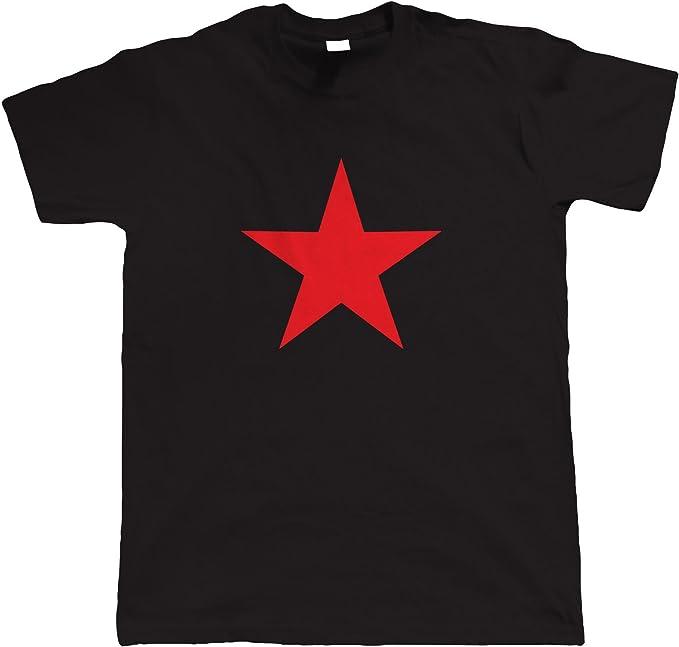 CHE GUEVARA MENS T-SHIRT CUBA REVOLUTION ICON COMMUNIST USSR RETRO DESIGN
