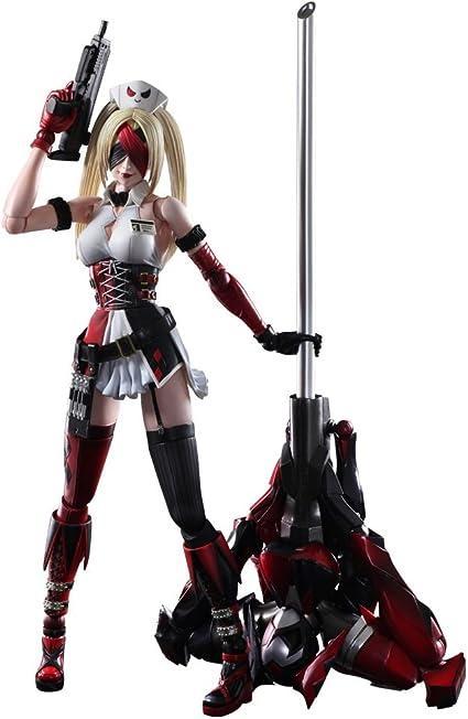 Tetsuya Nomura Square Enix DC Comics Variant Play Arts Kai Harley Quinn