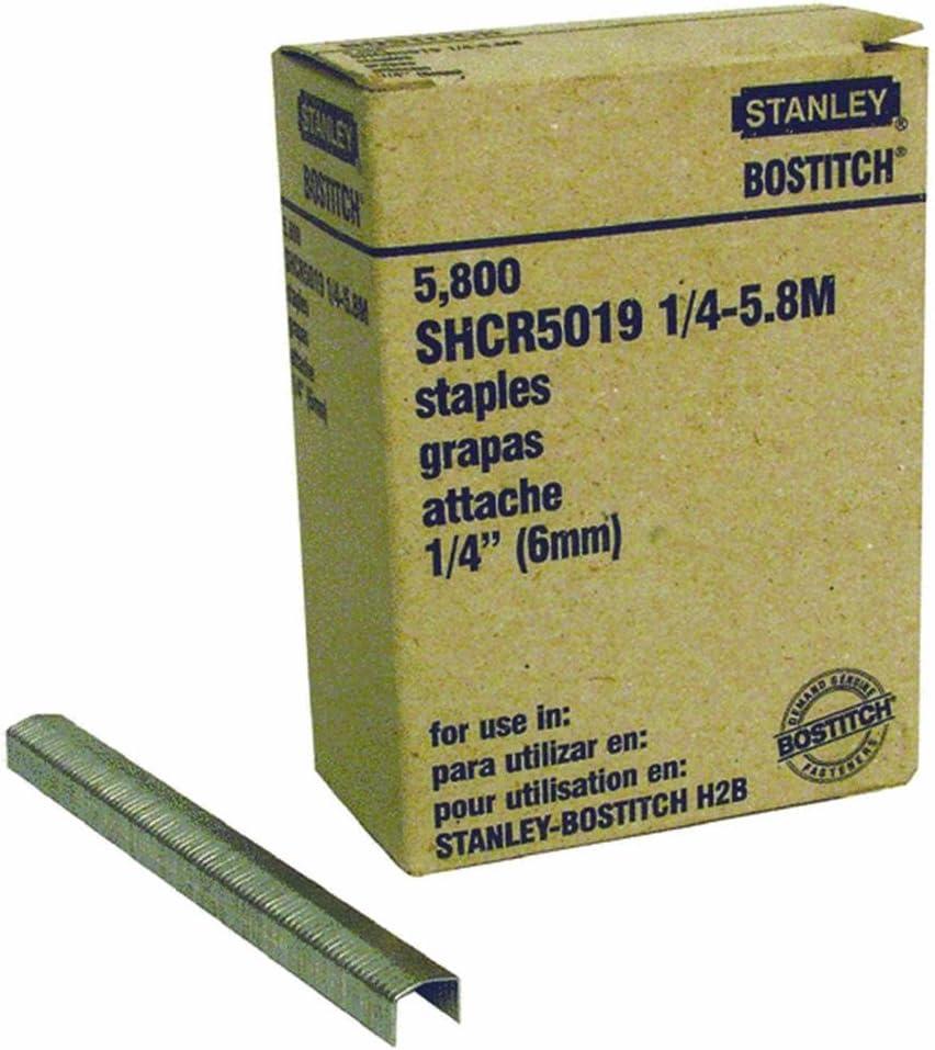 Bostitch STCR50191//2-4M 1//2-Inch by 7//16-Inch Heavy-Duty PowerCrown Staple 4,032 per Box