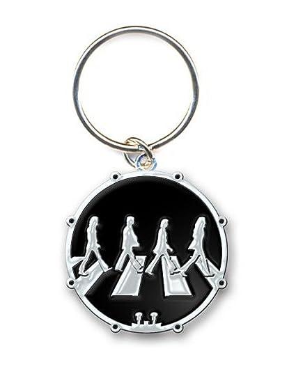 The Beatles Llavero Keychain Abbey Road Crossing nuevo ...