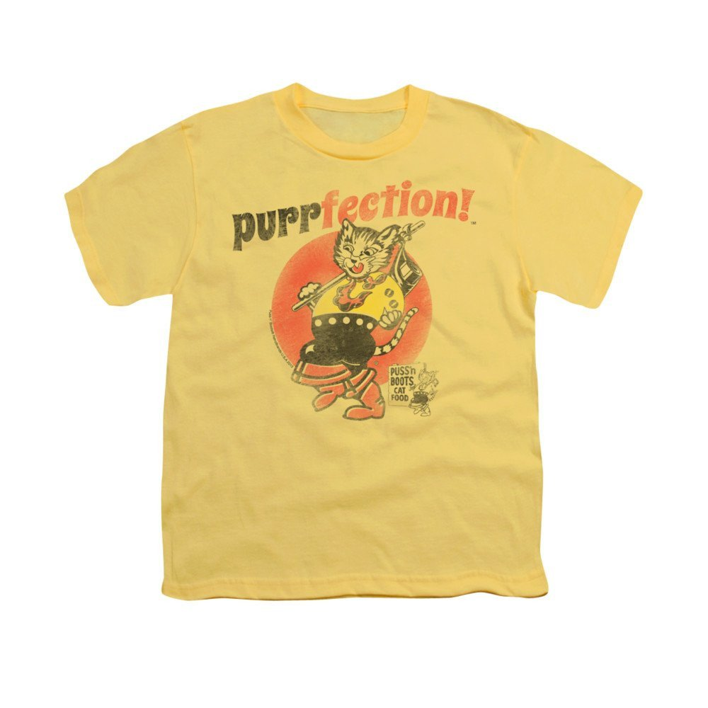 Sons of Gotham Puss N Boots Purrfection Youth T-Shirt