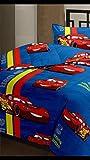 craftzone Car Cartoon Kids Design Print 250 TC Poly Cotton Single Bed AC Quilt/Dohar/Blanket (Multicolour)