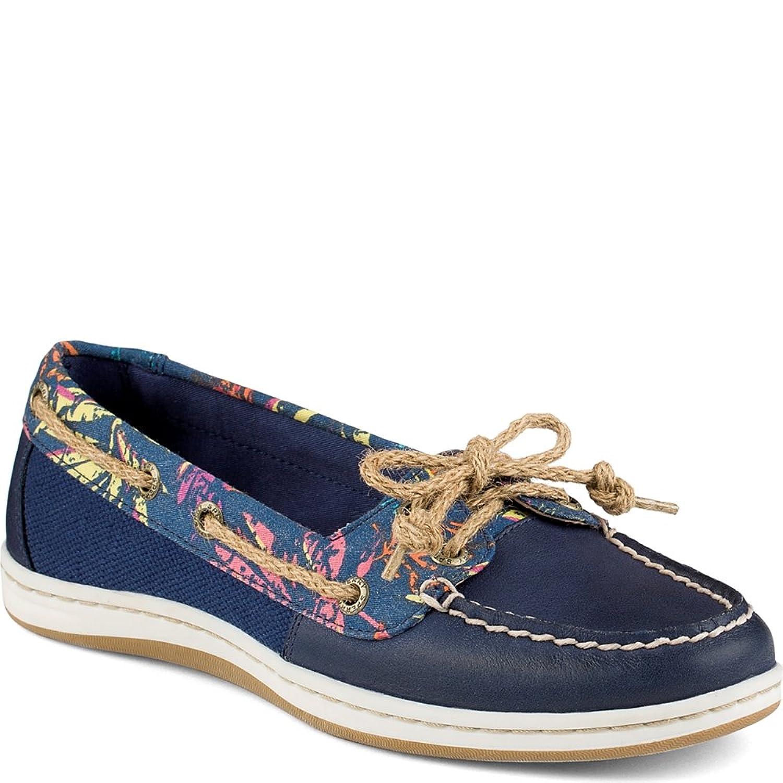 Sperry Top-Sider Women's Firefish Seaweed Print Boat Shoe