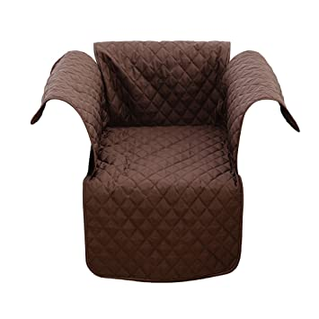 ueetek Agua Densidad mascotas perro gato sofá sillón protectora Muebles Protector sofá colchón 153 x 180 cm Café: Amazon.es: Productos para mascotas