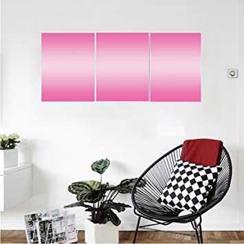 Amazon.com: Liguo88 Custom canvas Ombre Pink Candy Sweets Inspired ...