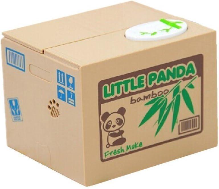 FRE Money Bank Saving Money Box Via stealing by lovely Animal Panda by FRE