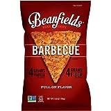 Beanfields Bean Chips, High Protein and Fiber, Gluten Free, Vegan Snack, BBQ, 5.5 Ounce (Pack of 6)