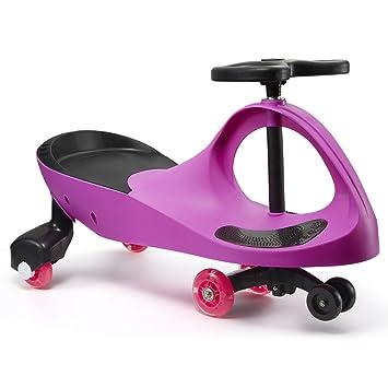 Fascol Coche Correpasillos Scooter para Bicicleta sin Pedales para Niños tra 3 - 8 Años,