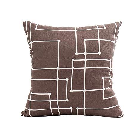 Amazon.com: Staron - Funda de cojín para sofá, sofá o cama ...