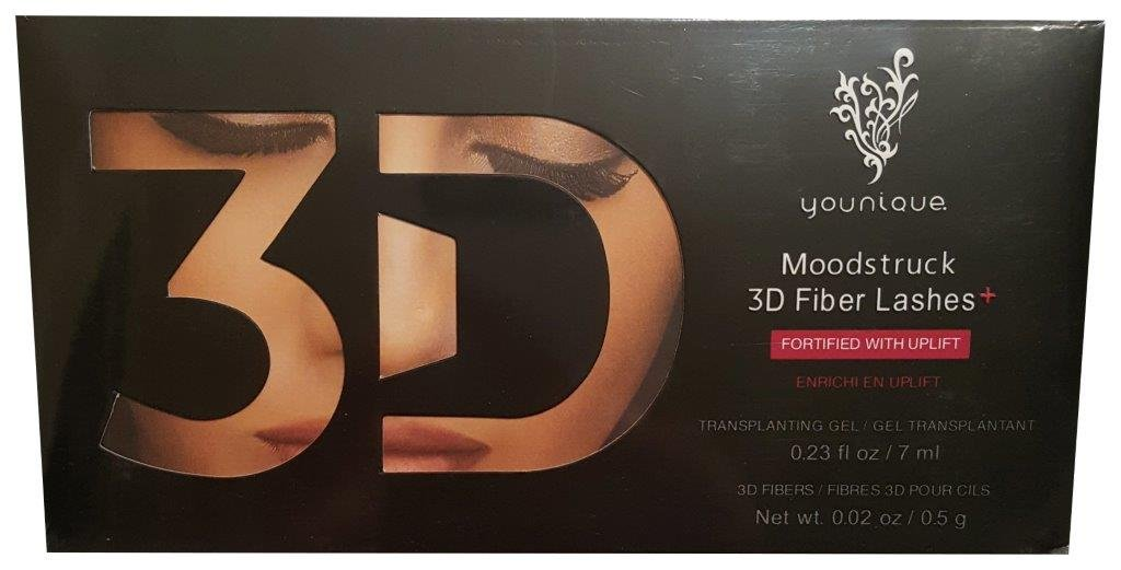 Amazon.com : Younique Moodstruck 3D Fiber Lashes : Beauty