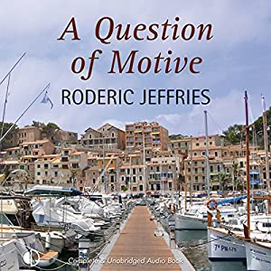 A Question of Motive Audiobook