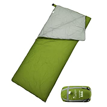 MOUNTAINTOP Mountain Top Saco de Dormir, Ultraligera con kleinstem Pack métrica Viaje Saco de Dormir Saco de Dormir Verano Techo Saco de Dormir, ...