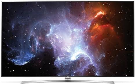 Lg - TV led 75 75uh855v Super uhd 4k 3D, 2700 hz pmi, wi-fi y Smart TV: Amazon.es: Electrónica