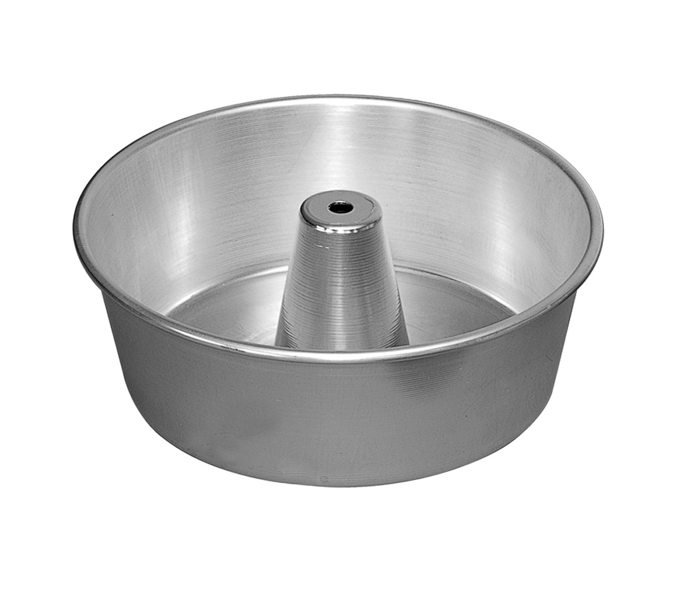 Parrish Magic Line 10 Inch x 3.75 Inch Angel Food Pan, Solid Bottom