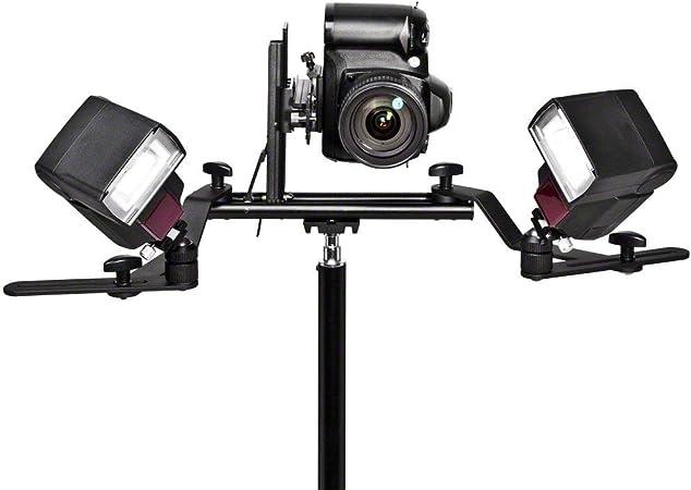 Walimex Makro Blitzschienensystem Pro Kamera