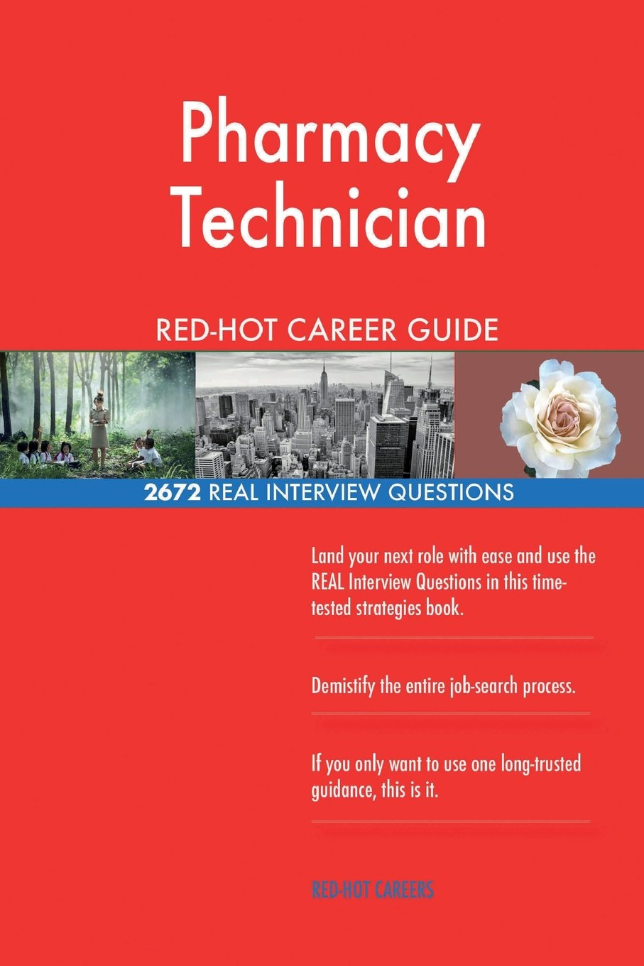 Download Pharmacy Technician RED-HOT Career Guide; 2672 REAL Interview Questions pdf epub