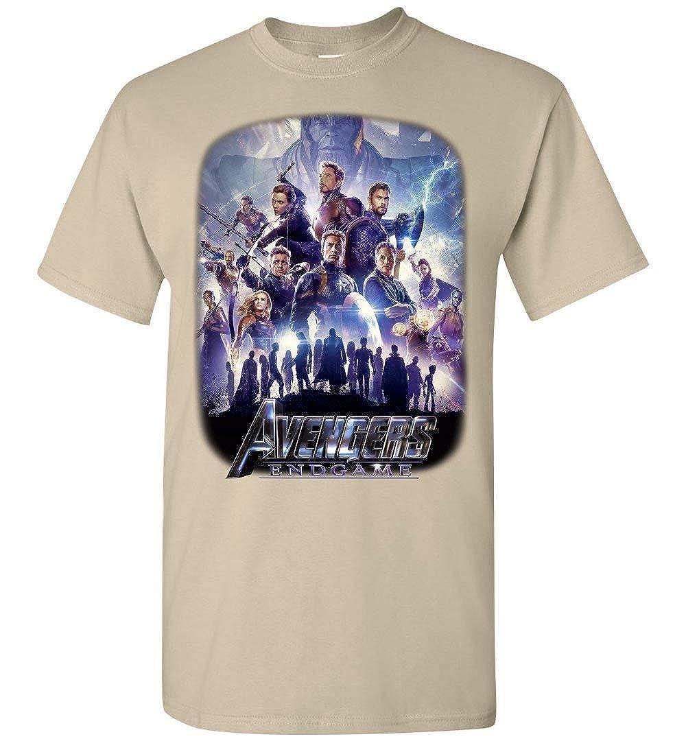 Avengerss End Game Poster One Last Sacrifice T-Shirt