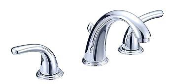 Glacier Bay Builders 8 Widespread Bath Faucet Chrome 475 620