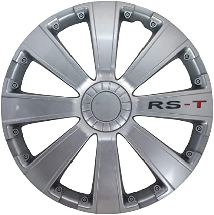 AUTOSTYLE RST Set RS-T - Tapacubos (4 Unidades): Amazon.es: Coche y moto