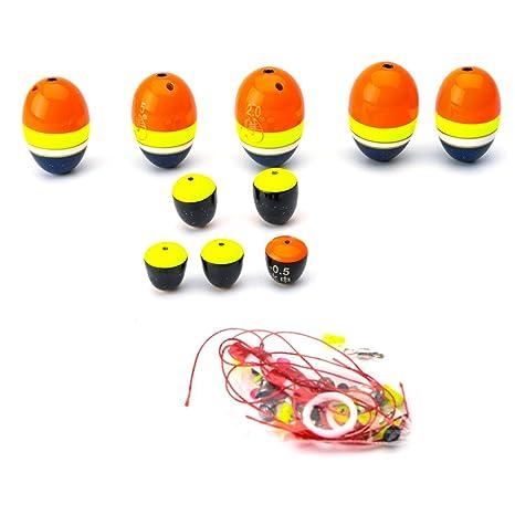 Alta calidad Bidyn™ Flotador Pesca mar Rock emulsor flotar mar boya juego (tamaño 0