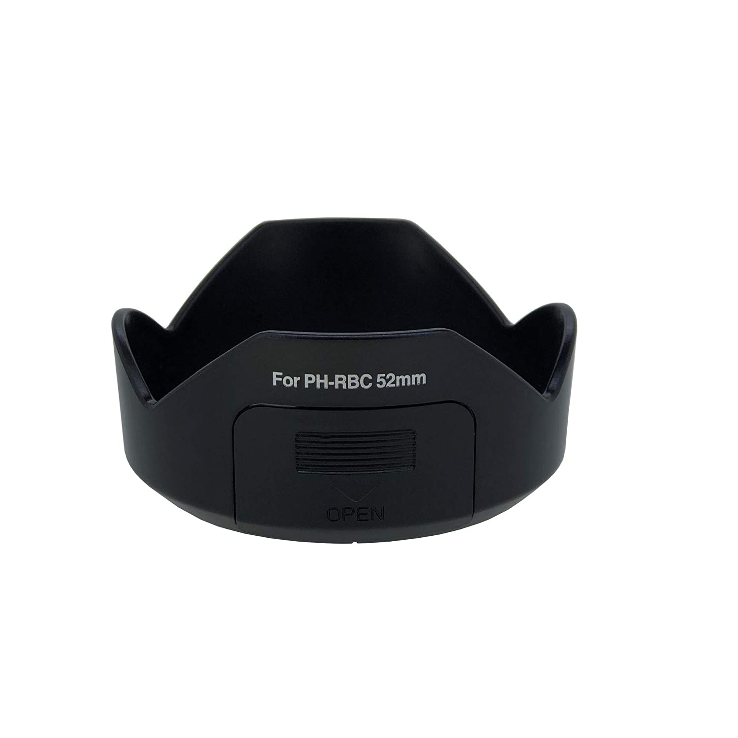 RONSHIN Camera Accessories,PH-RBA 52mm Lens Hood for Pentax SMCP-DA 18-55mm f//3.5-5.6 AL DT