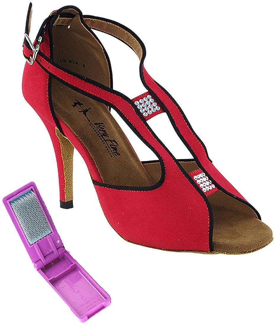限定価格セール! [Very Fine レディース 7 Dance Shoes] レディース B075BNWKPZ 7 B(M) US|レッドベルベット 7 レッドベルベット 7 B(M) US, ごまのお店 いい友:8878a92d --- a0267596.xsph.ru