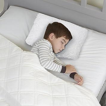 soft plush sherpa memory foam mini fun travel pillow for kids toddlers perfect as