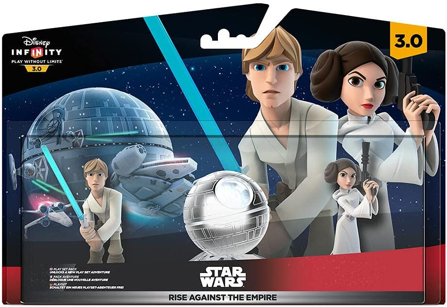 Disney Infinity 3.0 - Star Wars : Rise Against The Empire Play Set