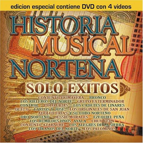 UPC 808831082109, Historia Musical Nortena: Puros Exitos