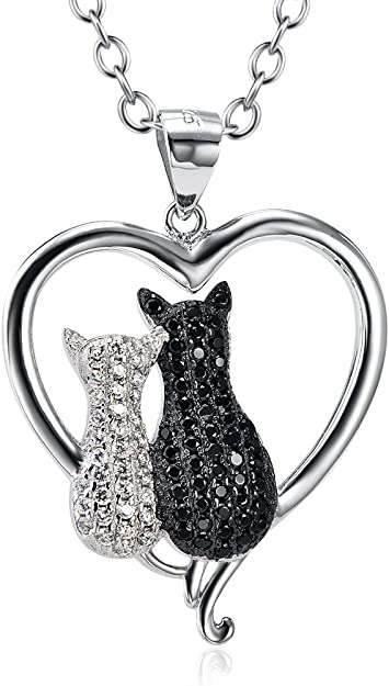 Catfish Fish Cat Necklace Silver Ocean Fish Jewelry
