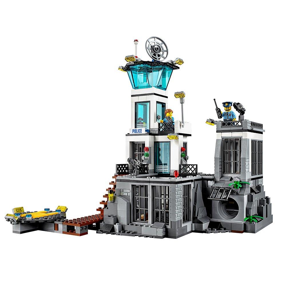 LEGO City Police Prison Island 60130 Building Toy 6137205