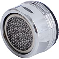 DOITOOL grifo de cocina cabeza giratoria grifo pulverizador reemplazo anti Splash grifo Booster ahorro de agua grifo aireador difusor boquilla