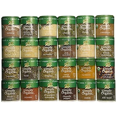 Ultimate Organic Starter Spice Gift Set