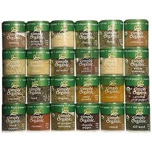 Ultimate Organic Starter Spice Gift Set 61JH4ittmsL