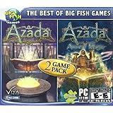 Azada 2 Pack: Azada 1 & Azada 2: Ancient Magic