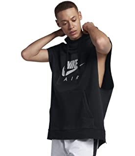 cc1c3e977c1f25 Amazon.com  Nike Men s Project X Dry Sleeveless Hoodie (Gunsmoke ...