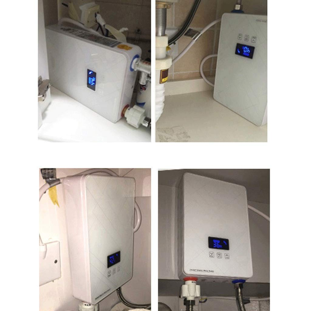Calentador de agua calor rápido calor tesoro casero de agua caliente: Amazon.es: Bricolaje y herramientas