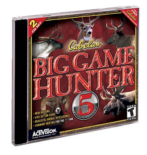 Cabela's Big Game Hunter 5  - PC