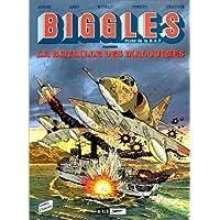 Bataille des malouines (la) biggles 10