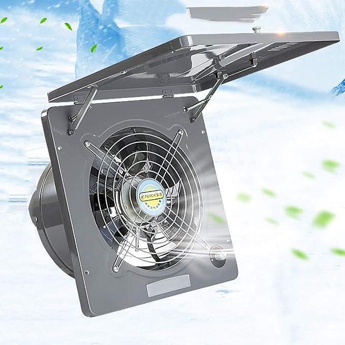 13 inch Ventilador Extractor silencioso, 220V extractor de aire ...