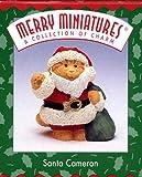 Hallmark Merry Miniatures Santa Cameron