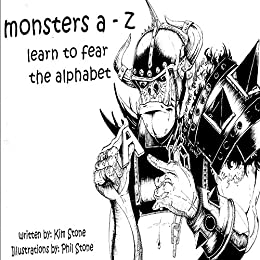 Monsters A - Z Learn To Fear The Alphabet