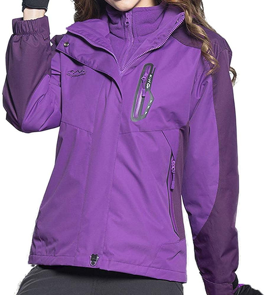 Military Ba Men /& Women Mountain Waterproof Ski Jacket Windproof Rain Jacket