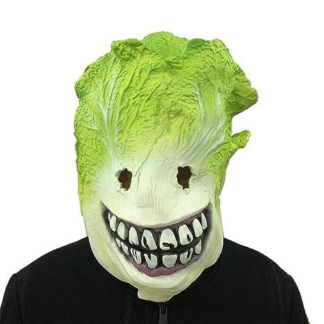 Sunnymi Cosplay Funny Grinch Spoof máscara de derretir cara ...