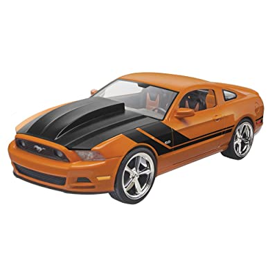 Revell 2014 Ford Mustang GT Model Kit: Toys & Games